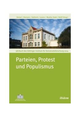 Abbildung von Hensel / Kallinich / Rahlf / Hiemann / Lorenz / Müller-Stahl | Parteien, Protest und Populismus | 2015 | Jahrbuch des Göttinger Institu... | 5