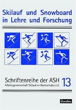 Abbildung von Skilauf und Snowboard in Lehre und Forschung (13)   2001