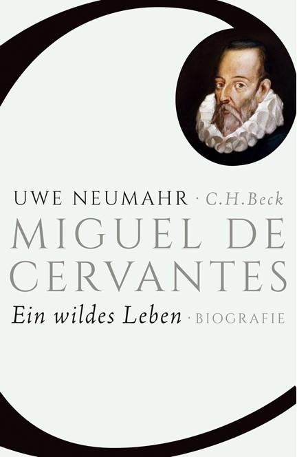 Cover: Uwe Neumahr, Miguel de Cervantes
