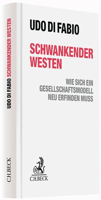 Schwankender Westen | Di Fabio | Buch (Cover)
