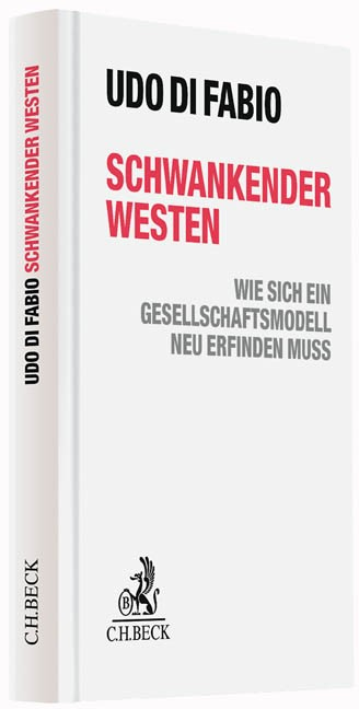 Schwankender Westen | Di Fabio, 2015 | Buch (Cover)