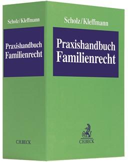 Abbildung von Scholz / Kleffmann | Praxishandbuch Familienrecht | 37. Auflage | 2019