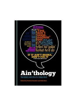 Abbildung von Donaher / Katz | Ain'thology | 2015 | The History and Life of a Tabo...