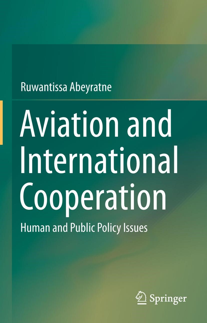 Aviation and International Cooperation | Abeyratne | 2015, 2015 | Buch (Cover)