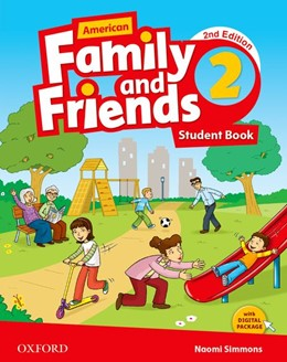 Abbildung von Simmons / Thompson | American Family and Friends: Level Two: Student Book | 2. Auflage | 2015 | beck-shop.de