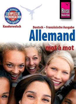 Abbildung von Raisin | Reise Know-How Allemand - mot à mot (Deutsch als Fremdsprache, französische Ausgabe) | 3. Auflage | 2015 | beck-shop.de