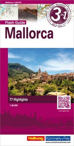 Abbildung von Hallwag Flash Guide Mallorca 1 : 80 000 | 1. Auflage | 2015 | beck-shop.de