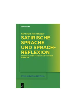 Abbildung von Rosenberger | Satirische Sprache und Sprachreflexion | 1. Auflage | 2015 | 121 | beck-shop.de