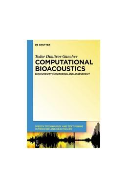 Abbildung von Ganchev | Computational Bioacoustics | 2017 | Biodiversity Monitoring and As... | 4