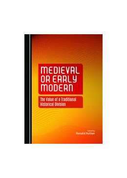 Abbildung von Hutton | Medieval or Early Modern | 1. Auflage | 2015 | beck-shop.de