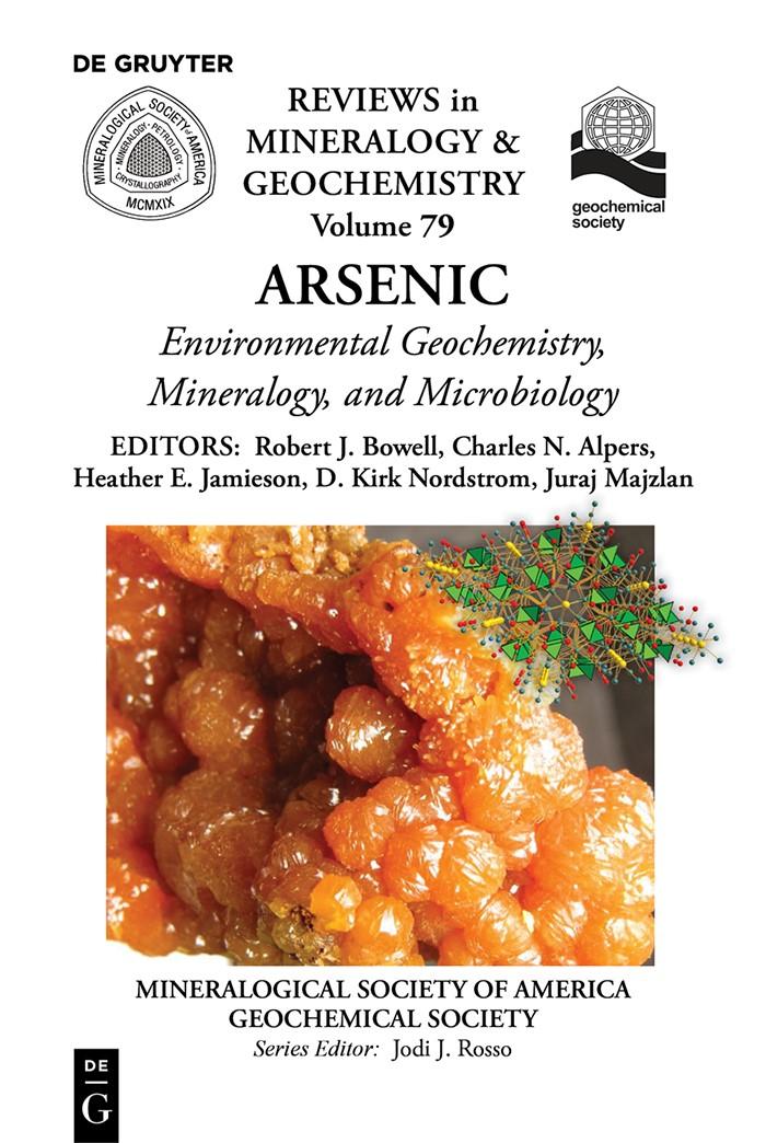 Arsenic | Bowell / Alpers / Jamieson / Nordstrom / Majzlan, 2014 | Buch (Cover)