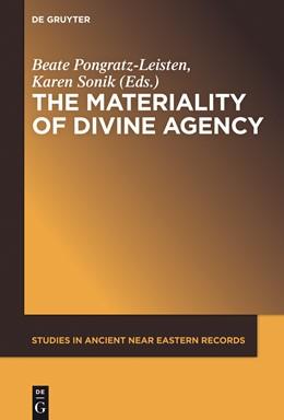 Abbildung von Pongratz-Leisten / Sonik | The Materiality of Divine Agency | 2015 | 8