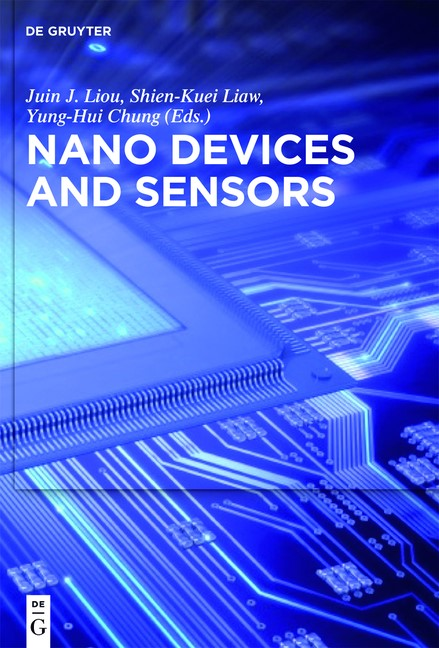 Nano Devices and Sensors | Liou / Liaw / Chung, 2016 | Buch (Cover)