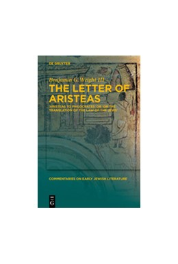 Abbildung von Wright | The Letter of Aristeas | 2015 | 'Aristeas to Philocrates' or '...