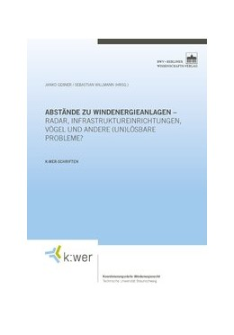 Abbildung von Abstände zu Windenergieanlagen | 2015 | Radar, Infrastruktureinrichtun...