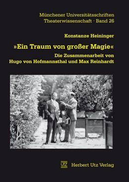 Abbildung von Heininger | »Ein Traum von großer Magie« | 1. Auflage | 2015 | 26 | beck-shop.de