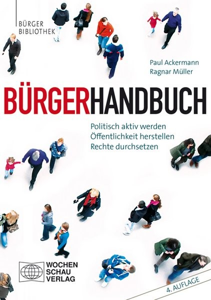 Bürgerhandbuch   Ackermann / Müller   erweitert, 2015   Buch (Cover)