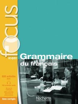 Abbildung von Akyüz / Bazelle-Shahmaei | FOCUS Grammaire du français | 1. Auflage | 2015 | beck-shop.de