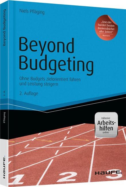 Beyond Budgeting - inkl. Arbeitshilfen online | Pfläging | 2. Auflage, 2017 | Buch (Cover)