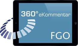 Abbildung von 360° FGO eKommentar