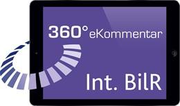 Abbildung von 360° Int. BilR eKommentar