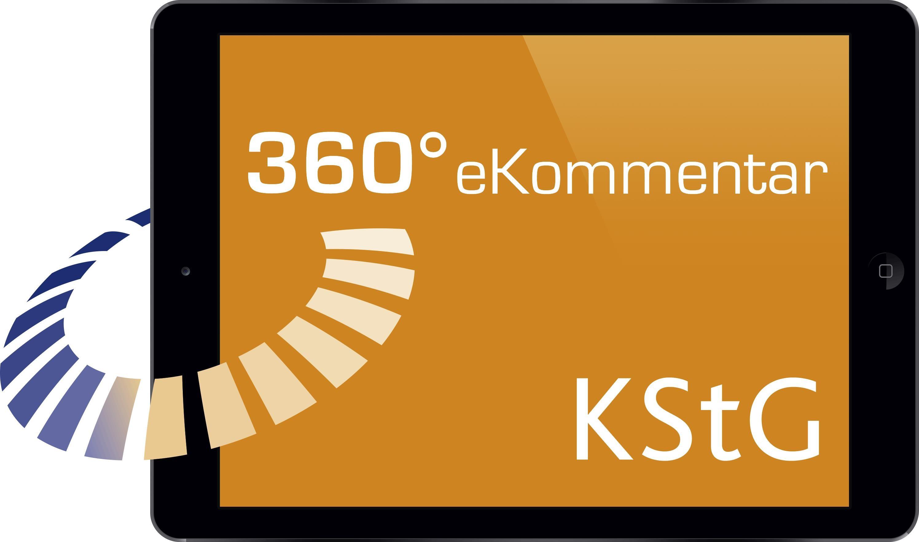 360° KStG eKommentar, 2015 (Cover)
