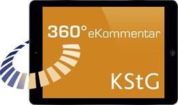 Abbildung von 360° KStG eKommentar | 1. Auflage | | beck-shop.de
