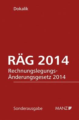 Abbildung von Dokalik | RÄG 2014 Rechnungslegungs-Änderungsgesetz 2014 | 2015 | 126
