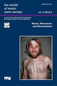 Abbildung von Abels | Music, Movement, and Masculinities | 1., Aufl. | 2015