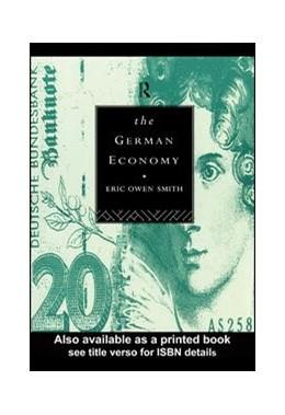 Abbildung von Owen-Smith | The German Economy | 1. Auflage | 2023 | beck-shop.de