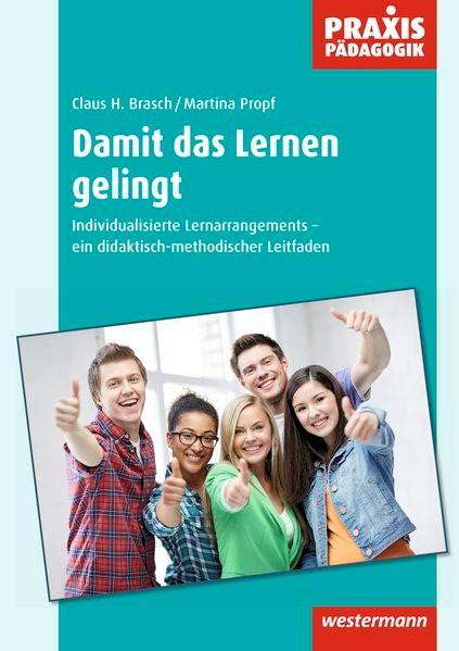 Damit das Lernen gelingt | Brasch / Propf, 2016 | Buch (Cover)