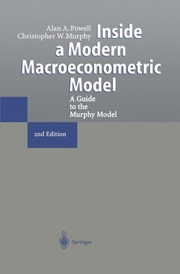 Abbildung von Powell / Murphy | Inside a Modern Macroeconometric Model | 2nd rev. and enlarged ed. | 1997 | A Guide to the Murphy Model