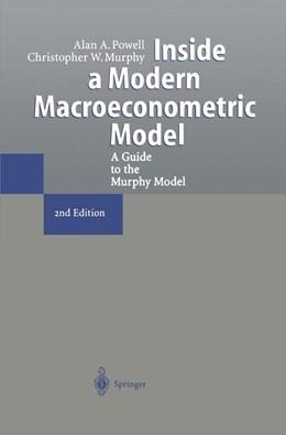 Abbildung von Powell / Murphy | Inside a Modern Macroeconometric Model | 2. Auflage | 1997 | beck-shop.de
