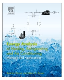 Abbildung von Dincer / Rosen | Exergy Analysis of Heating, Refrigerating and Air Conditioning | 2015 | Methods and Applications