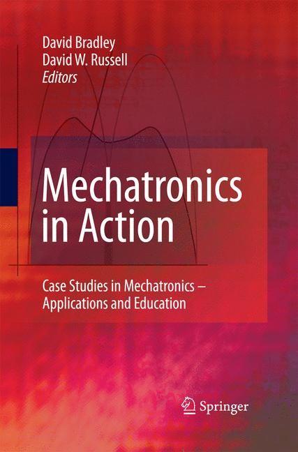 Abbildung von Bradley / Russell | Mechatronics in Action | 2010 | 2014