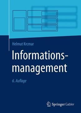 Abbildung von Krcmar | Informationsmanagement | 6., überarbeitete Auflage | 2015