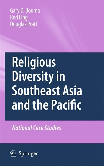 Religious Diversity in Southeast Asia and the Pacific | Bouma / Ling / Pratt | 2010, 2014 | Buch (Cover)