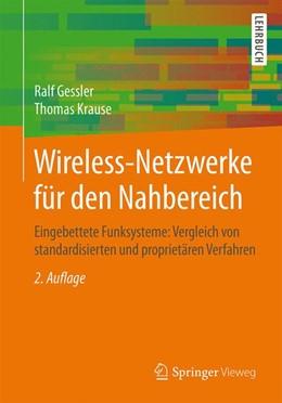Abbildung von Gessler / Krause   Wireless-Netzwerke für den Nahbereich   2., aktualisierte u. erw. Aufl. 2015   2015