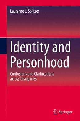 Abbildung von Splitter | Identity and Personhood | 1. Auflage | 2015 | beck-shop.de