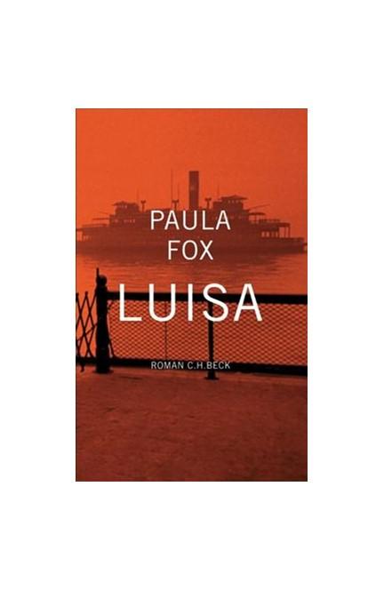 Cover: Paula Fox, Luisa