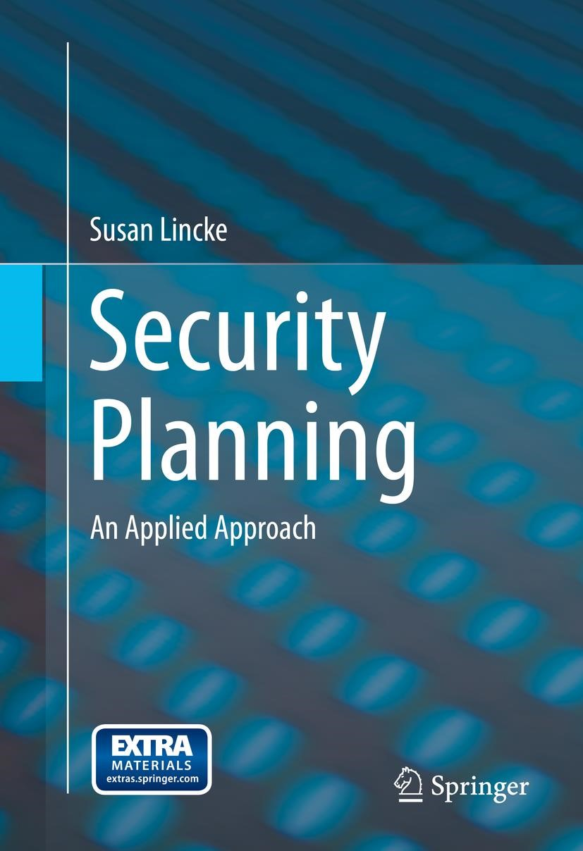 Security Planning | Lincke | 2015, 2015 | Buch (Cover)