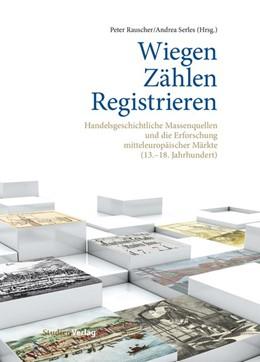 Abbildung von Rauscher / Serles | Wiegen – Zählen – Registrieren | 1. Auflage | 2015 | 25 | beck-shop.de