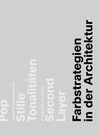 Farbstrategien in der Architektur   / Mc Lachlan / Neser, 2015   Buch (Cover)
