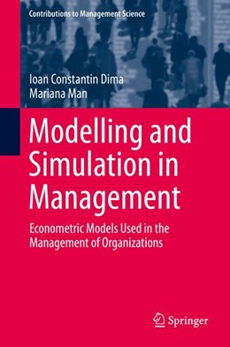Abbildung von Dima / Man   Modelling and Simulation in Management   2015   2015   Econometric Models Used in the...