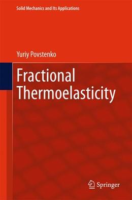 Abbildung von Povstenko | Fractional Thermoelasticity | 2015 | 2015 | 219