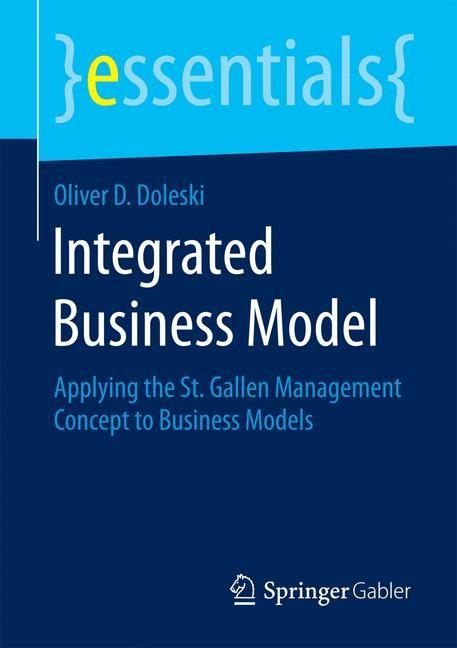 Abbildung von Doleski | Integrated Business Model | 2015 | 2015