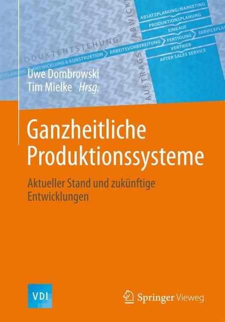 Abbildung von Dombrowski / Mielke | Ganzheitliche Produktionssysteme | 2015 | 2015