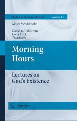 Abbildung von Dahlstrom / Mendelssohn | Morning Hours | 1. Auflage | 2014 | 12 | beck-shop.de