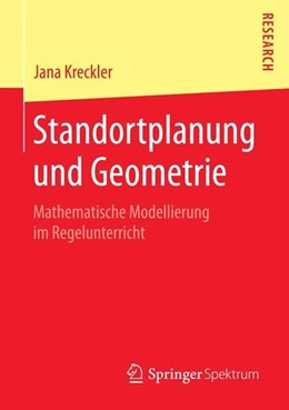 Abbildung von Kreckler   Standortplanung und Geometrie   1. Auflage   2015   beck-shop.de