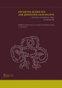 Abbildung von Stadt Erfurt | Zu Bild und Text im jüdisch-christlichen Kontext im Mittelalter | 1. Auflage | 2015 | beck-shop.de